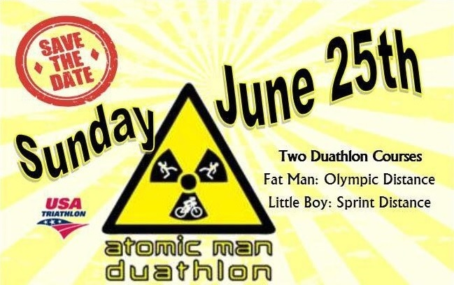 Atomic Man Duathlon